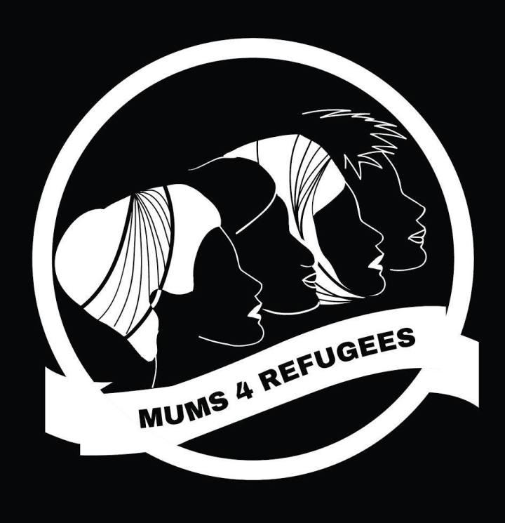 mums 4 refugees logo