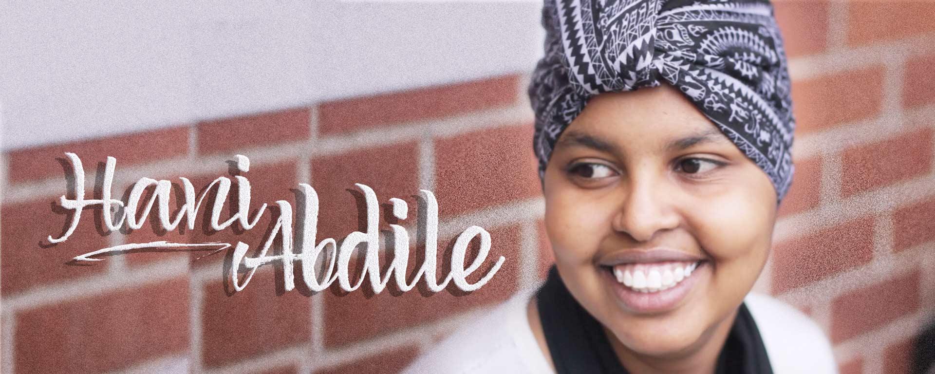 Hani Abdile Somalia poet